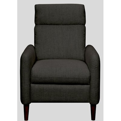 Crutcher Manual Recliner Upholstery: Sand