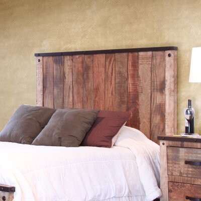 Rittenhouse Panel Headboard Size: King