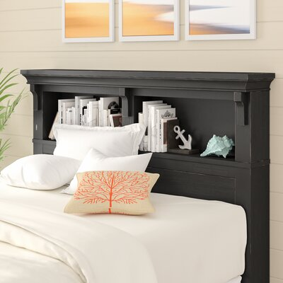Jenifry Bookcase Headboard Size: Queen