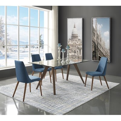 Crossreagh 5 Piece Dining Set