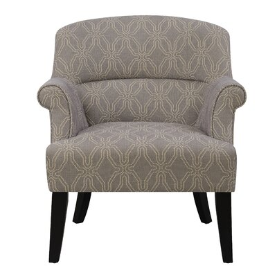 Wiese Armchair Upholstery: Gray
