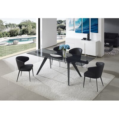 Shinkle Extendable 5 Piece Dining Set