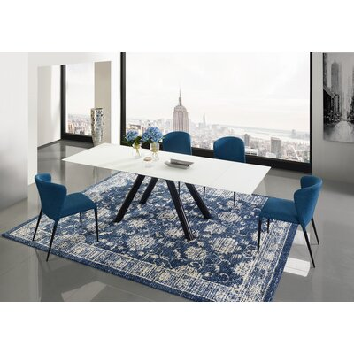 Shingleton Extendable 5 Piece Dining Set