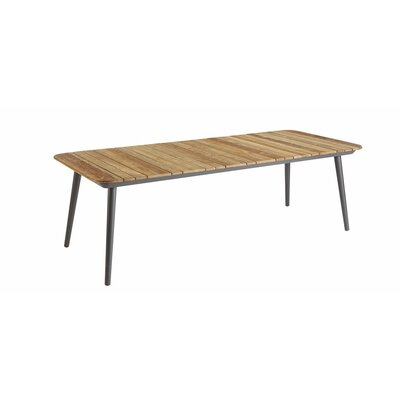 Asphod�le Outdoor Recycle Teak Dining Table