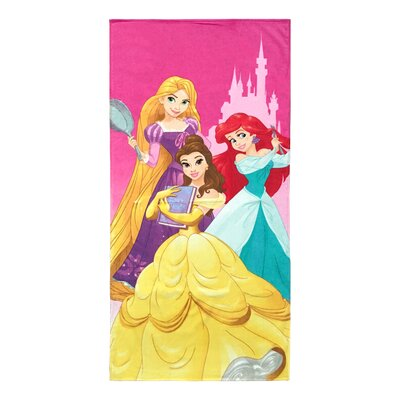 Disney Princess Cotton Beach Towel