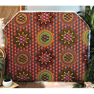 Honea Twin/Twin XL Upholstered Panel Headboard