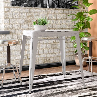 Krishtha Dining Table Finish: Antique White