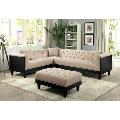 Molter Sectional with Ottoman