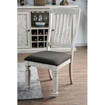 Tomas Solid Wood Dining Chair