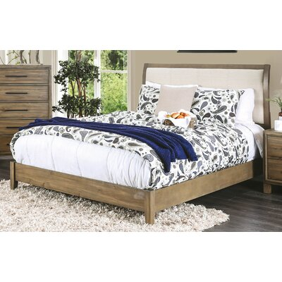Clifton Upholstered Panel Bed