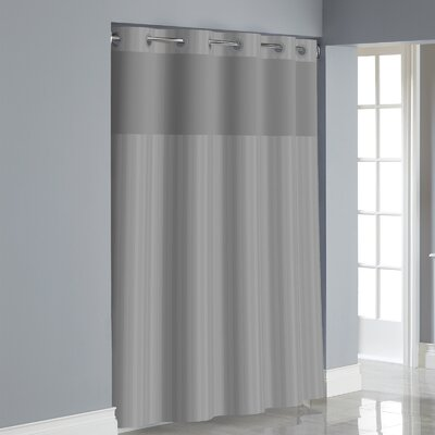 Beale Shower Curtain Color: Gray