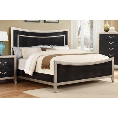 Metoyer Panel Bed Size: King