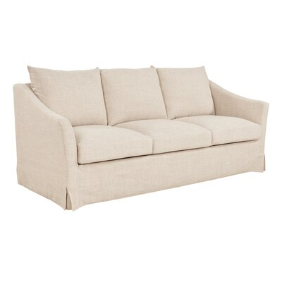 Tomlin Sofa Upholstery: Flax