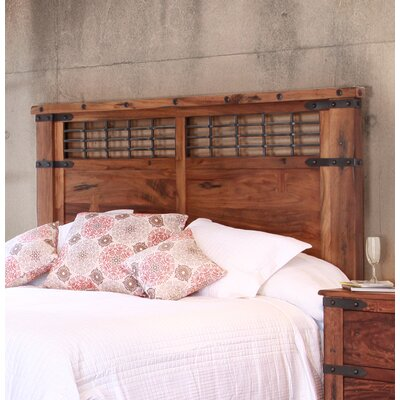 Panel Headboard Size: King