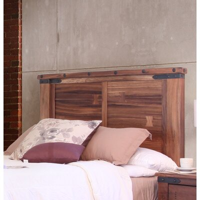 Panel Headboard Size: Queen