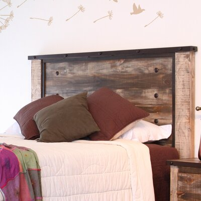 Panel Headboard Size: California King