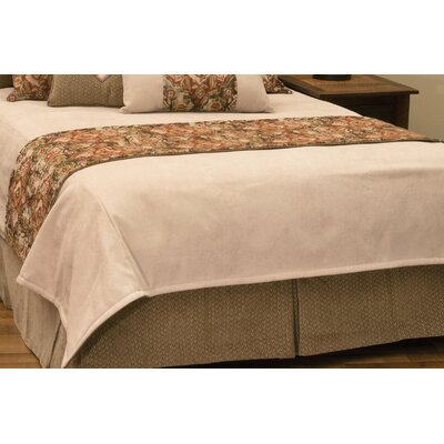 Padelsky Bed Runner Size: King
