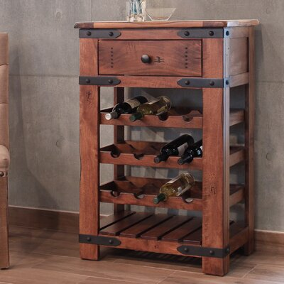 Rockdale 12 Bottle Floor Wine Rack