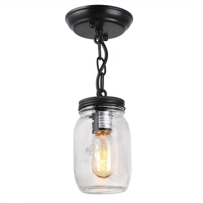 Ars�ne 1-Light Mini Pendant