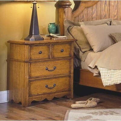 Goodlow 4 Drawer Nightstand