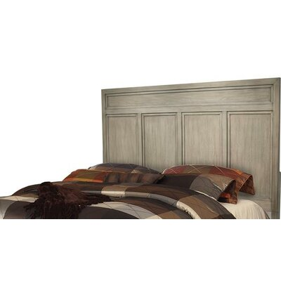 Workman Panel Headboard Size: King/California King