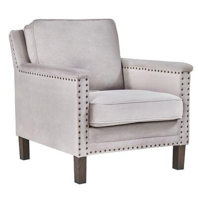 Milstead Armchair Upholstery: Dove