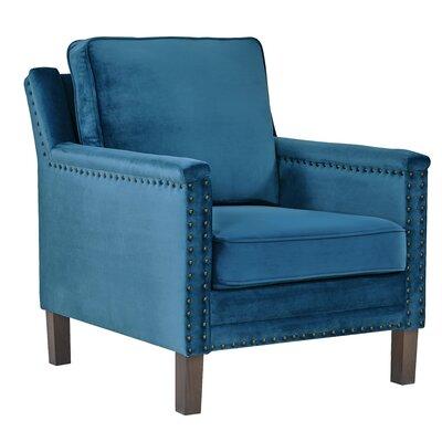 Milstead Armchair Upholstery: Mallard