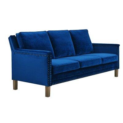 Milstead Sofa Upholstery: Sapphire