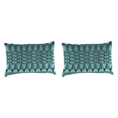 Cheesman Indoor/Outdoor Lumbar Pillow