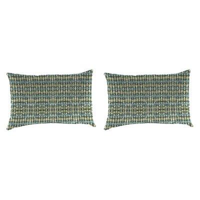 Hudson Yards Indoor/Outdoor Lumbar Pillow