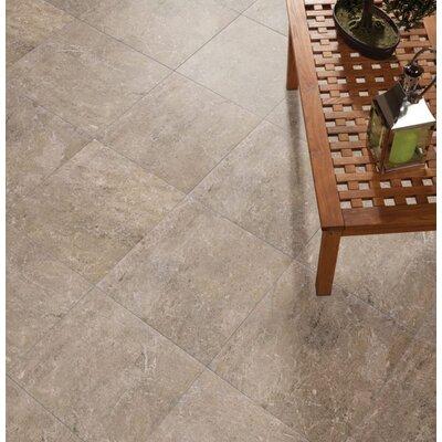 Alara 18 x 18 Ceramic Field Tile in Beige