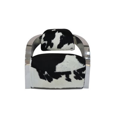 Willems Cowhide Armchair