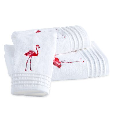 Pinard Embroidery Bath Towel