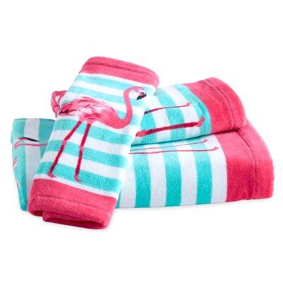 Pinard Print Bath Towel