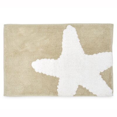 Holden Bath Rug Color: Beige
