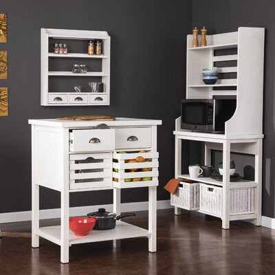 Eichelberger Kitchen Island Set