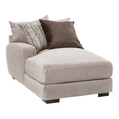 Woodberry Chaise Orientation: Left Hand Facing