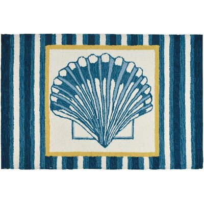 Thanh Clam Shell Tile Doormat