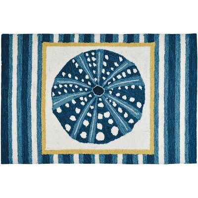 Manh Sea Urchin Tile Doormat