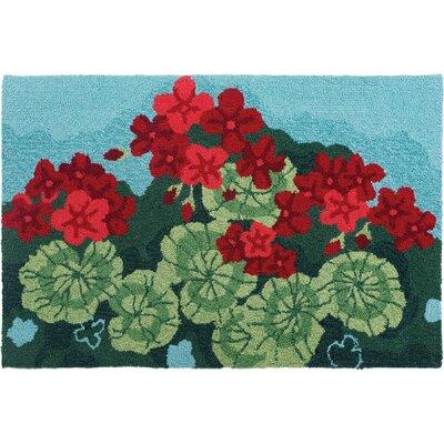 Hansford Geranium Garden Doormat