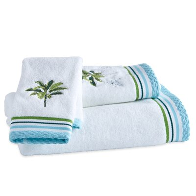 Blithedale Palm Fingertip Towel
