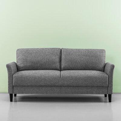 Helvey Sofa Upholstery: Light Gray