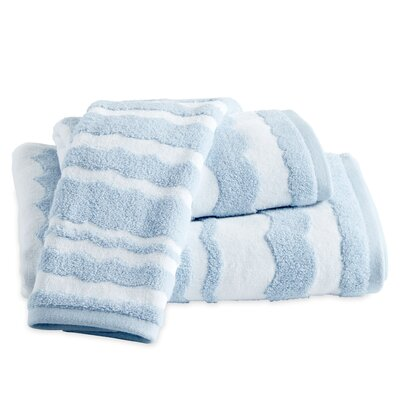 Cissell Scallop Bath Towel