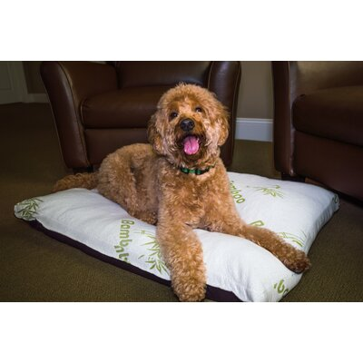 Hypoallergenic Bamboo Orthopedic Pet Bed