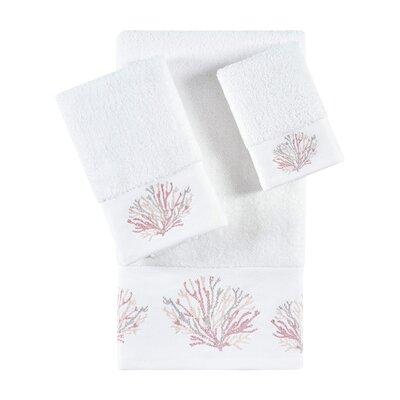 Jarosz Bath Towel Color: Coral