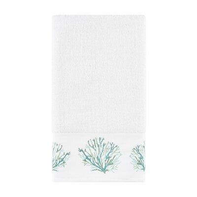 Jarosz Bath Towel Color: Aqua