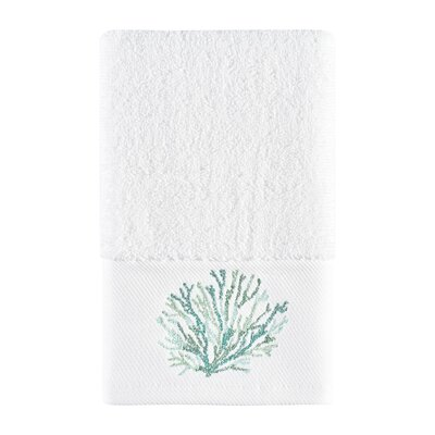 Jarosz Hand Towel Color: Aqua