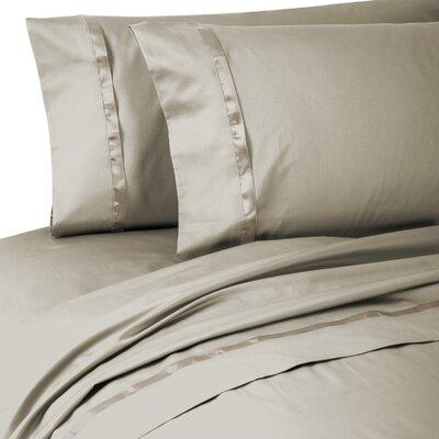 Kiley PillowCase Size: King, Color: Linen