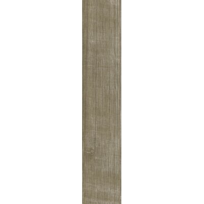 Norway 7 x 36 Ceramic Wood Look Tile in Nordland Gray