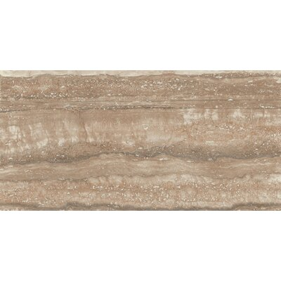 San Giulio 12 x 24 Ceramic Field Tile in Borgo Brown